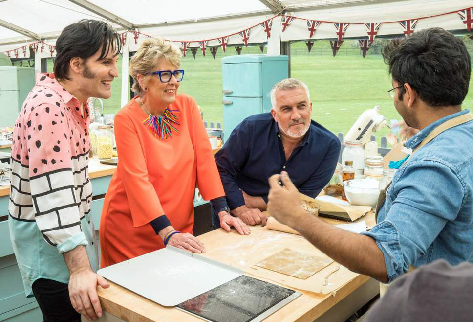 Great British Bake Off Is Back!